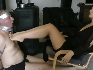 foot fetish footjob