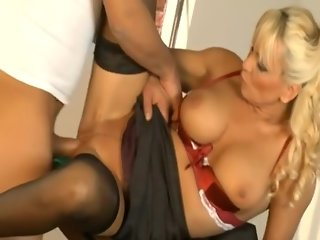 blonde group sex