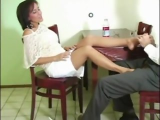 fetish foot fetish