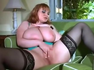 blonde female orgasm