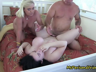 cumshot big boobs