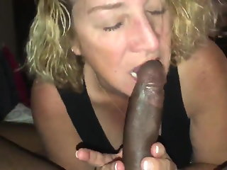 blowjob interracial